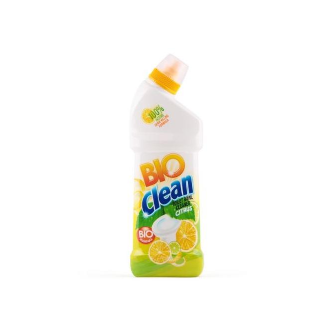 Bio Clean Toilet Bowl Cleaner Citrus 500ml - in Sri Lanka