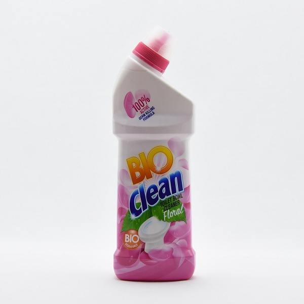 Bio Clean Toilet Bowl Cleaner Floral 500ml - in Sri Lanka
