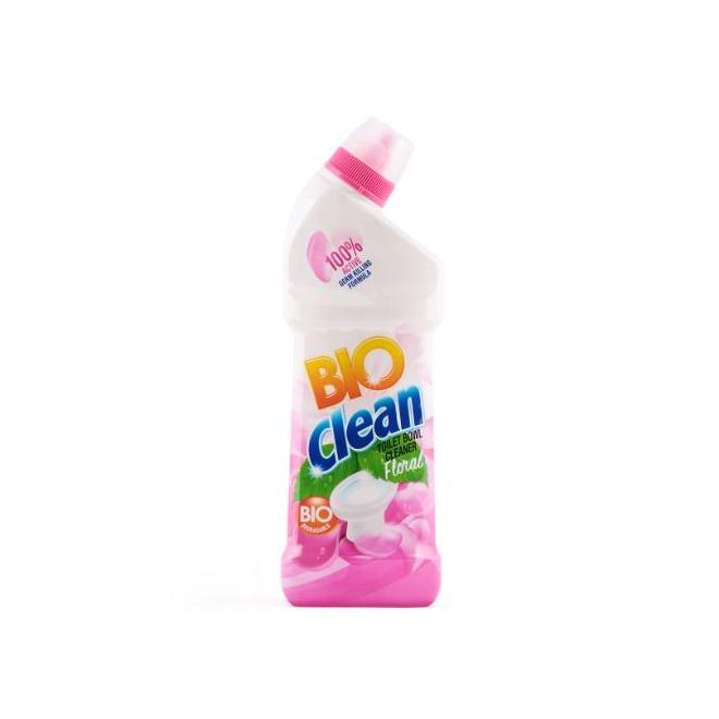Bio Clean Toilet Bowl Cleaner Floral 500ml - in Sri Lanka