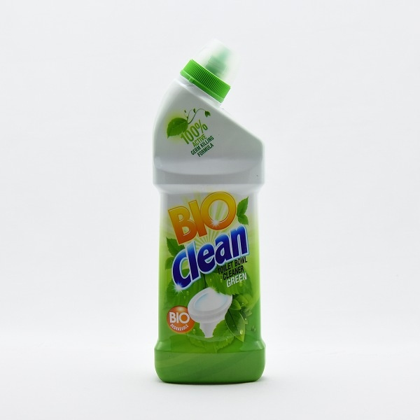 Bio Clean Toilet Bowl Cleaner Green 700ml - in Sri Lanka