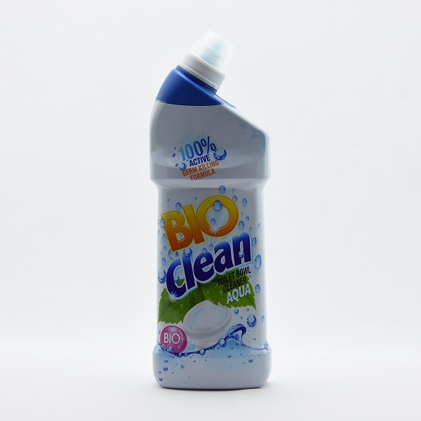 Bio Clean Toilet Bowl Cleaner Aqua 700ml - in Sri Lanka