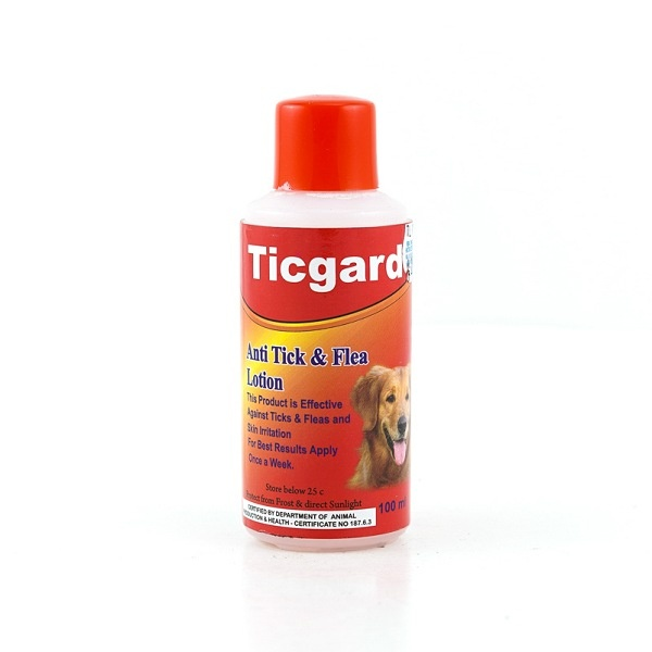 Tickguard Dog Lotion 100 Ml - in Sri Lanka
