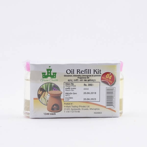 Cliara Multiple Oil Refill Kit - in Sri Lanka