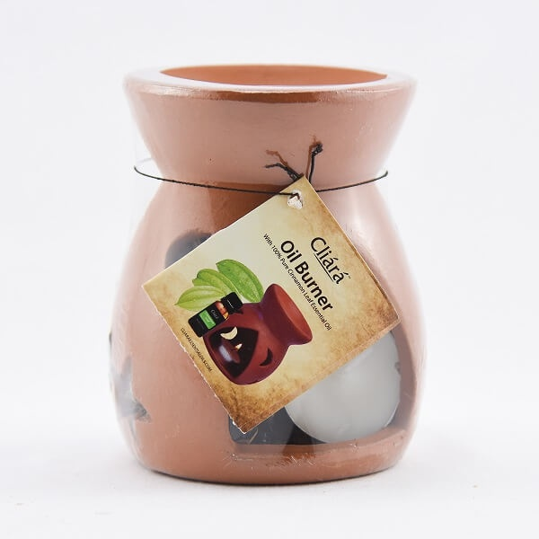 Cliara Cinnamon Oil Burner - in Sri Lanka