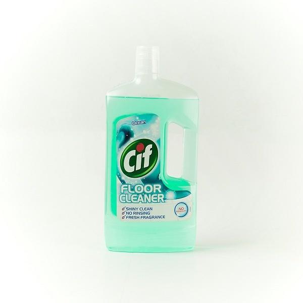 Cif Floor Cleaner - Ocean 1L - in Sri Lanka