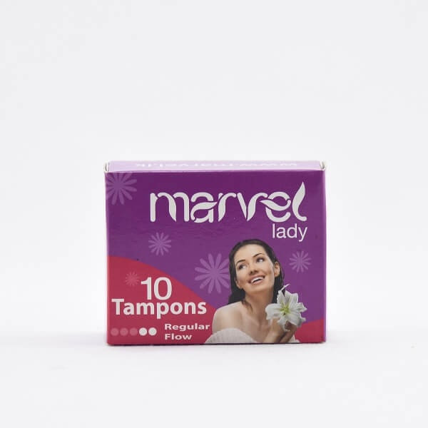 Marvel Lady Tampons 10S - in Sri Lanka