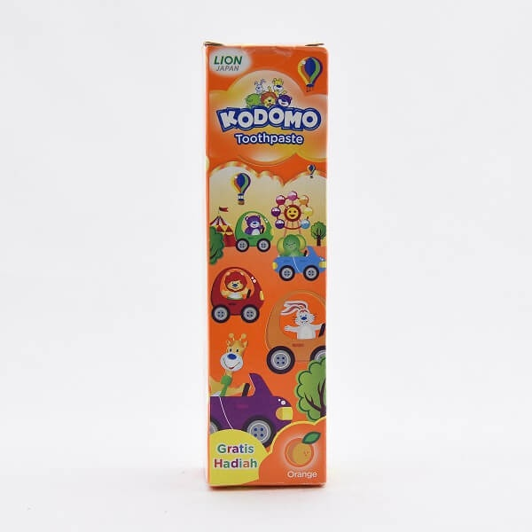 Kodomo Tooth Paste Orange 45G - in Sri Lanka