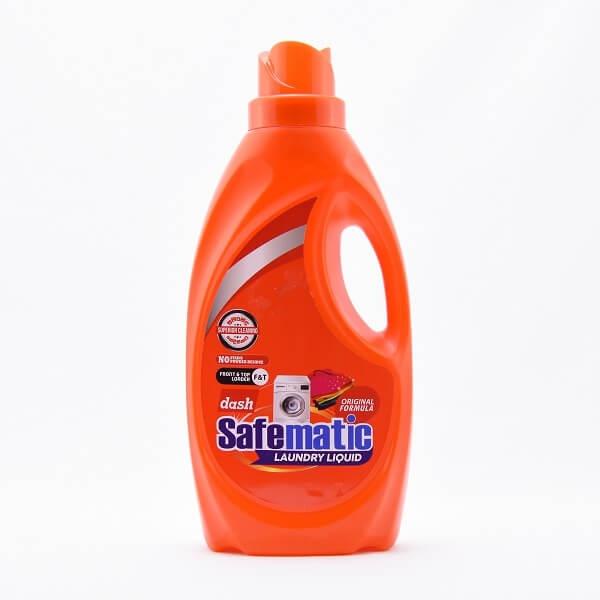 Dash Safematic Laundry Liquid 1L - in Sri Lanka