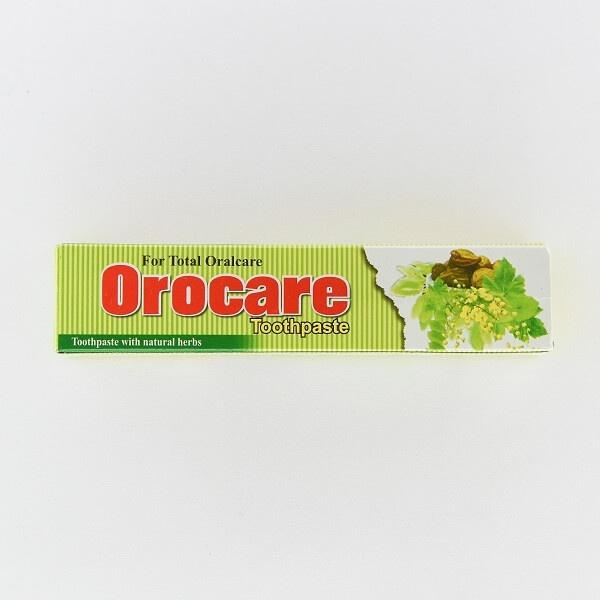 Orocare Toothpaste Herbal 100G - in Sri Lanka