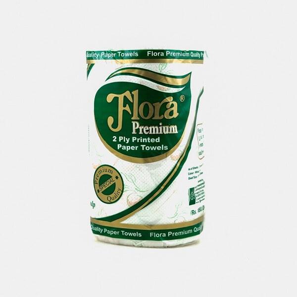 Flora Handkerchief Tissue 2 Ply 15'S - in Sri Lanka