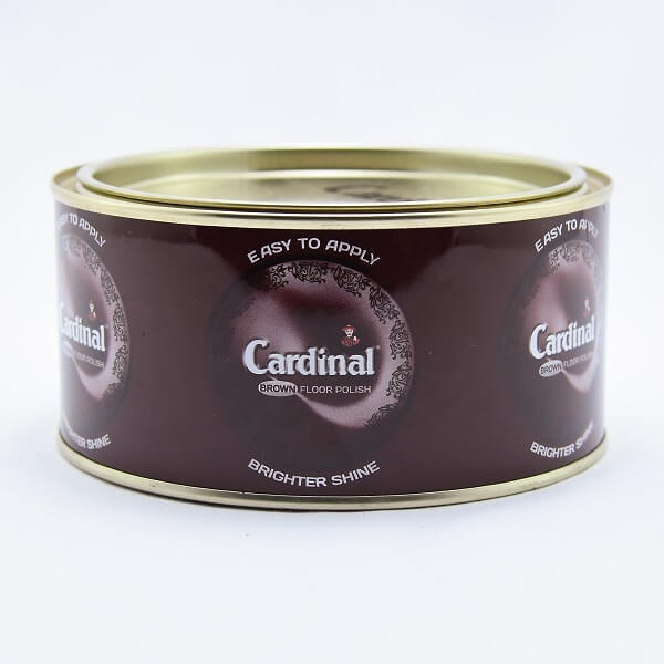 Cardinal Floor Wax Brown 750G - in Sri Lanka