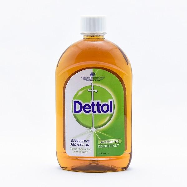 Dettol Antiseptic Disinfectant 500Ml - in Sri Lanka