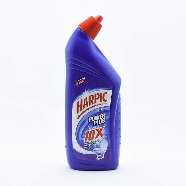 Harpic Toilet Bowl Cleaner Power Plus 10x 500ml - in Sri Lanka
