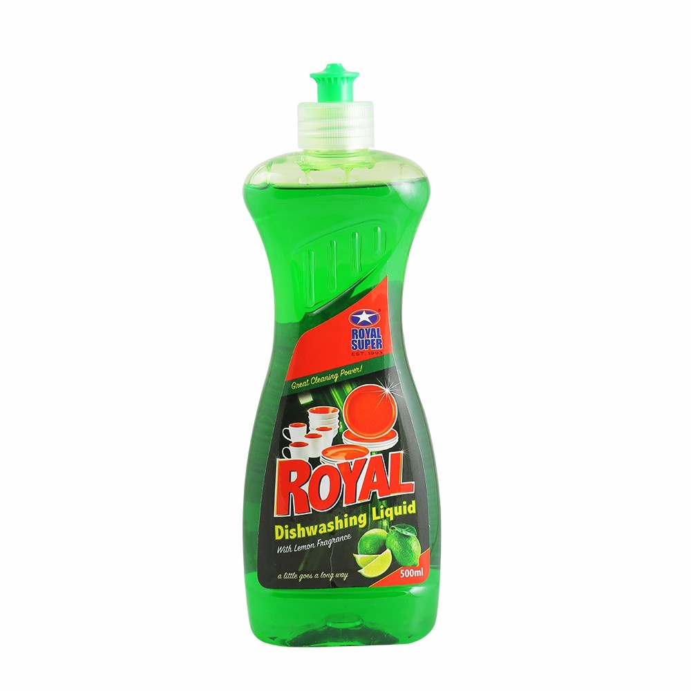 Royal Super Dishwash Lime 500Ml - in Sri Lanka