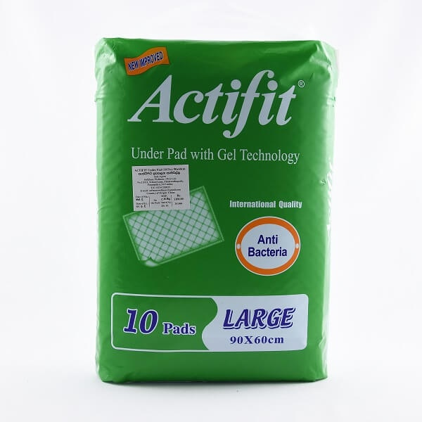 Actifit Under Pad Large 10S - in Sri Lanka