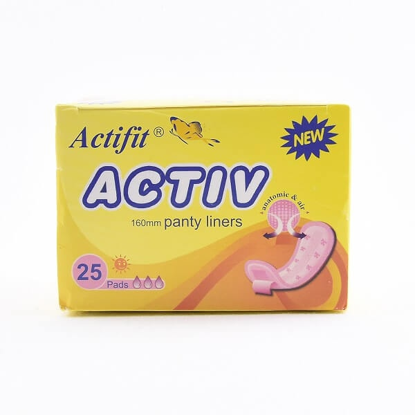 Actifit Pantyliners Active 25S - in Sri Lanka