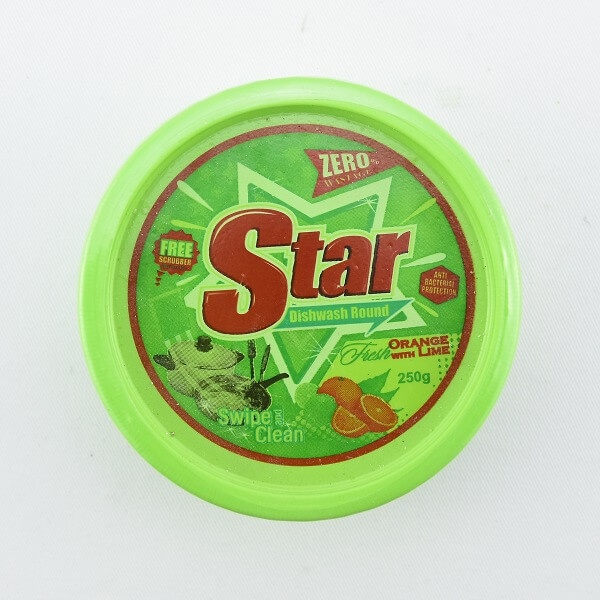 Star Dishwash Tub 250G - in Sri Lanka
