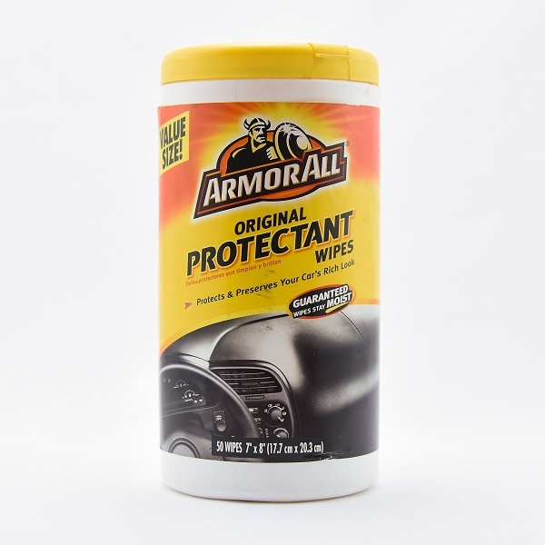 Armourall Original Protectant Wipes (7x8's) - in Sri Lanka