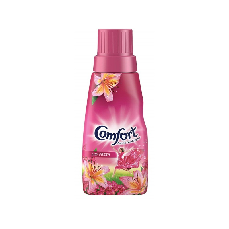 Comfort Fabric Conditioner Pink 220ml - in Sri Lanka