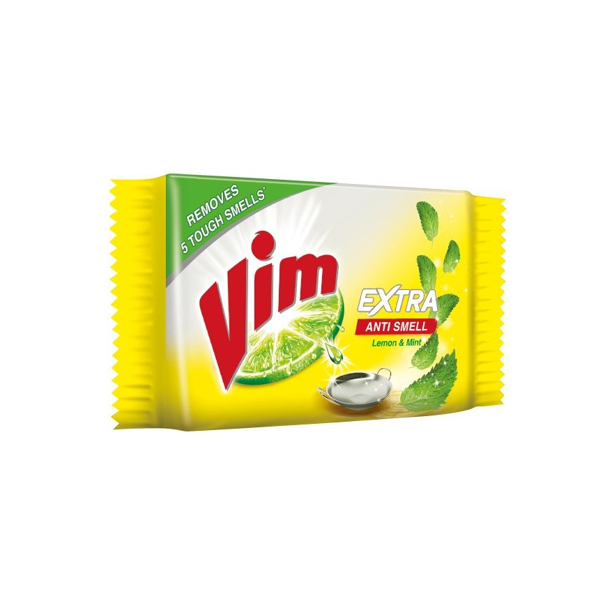 Vim Dishwash Bar Anti Smell 100G - in Sri Lanka