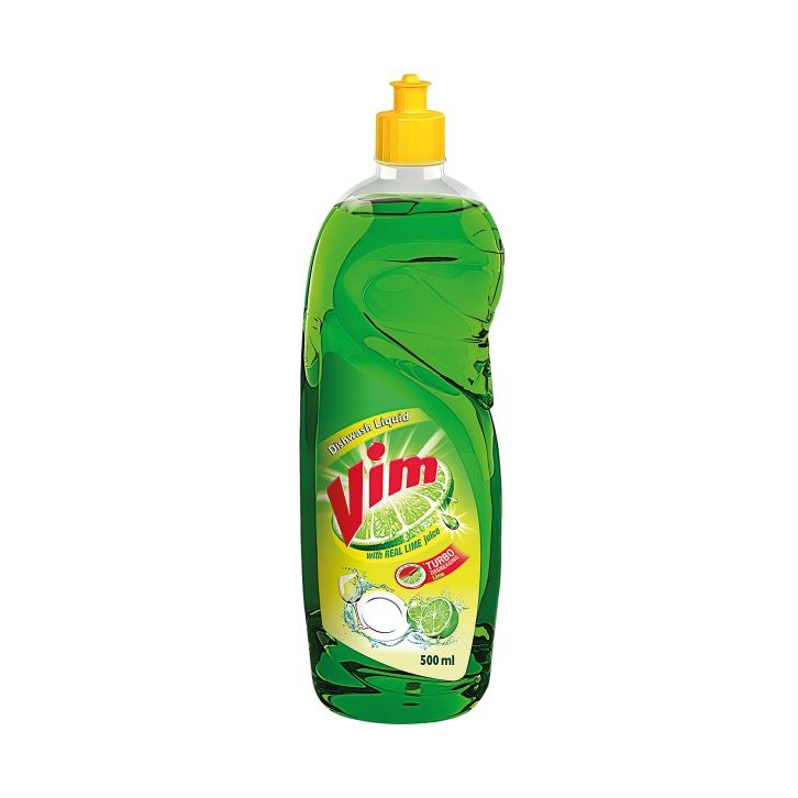 Vim Dishwash Liquid 500Ml - in Sri Lanka