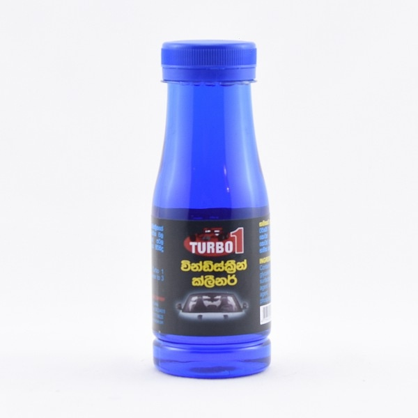 Turbo 1 Windscreen Cleaner 250ml - in Sri Lanka