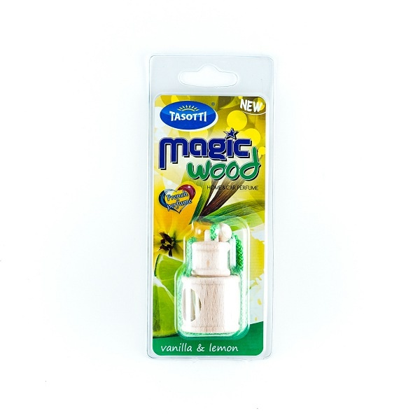 Tasotti Magic Wood Vanilla Lemon 6Ml - in Sri Lanka