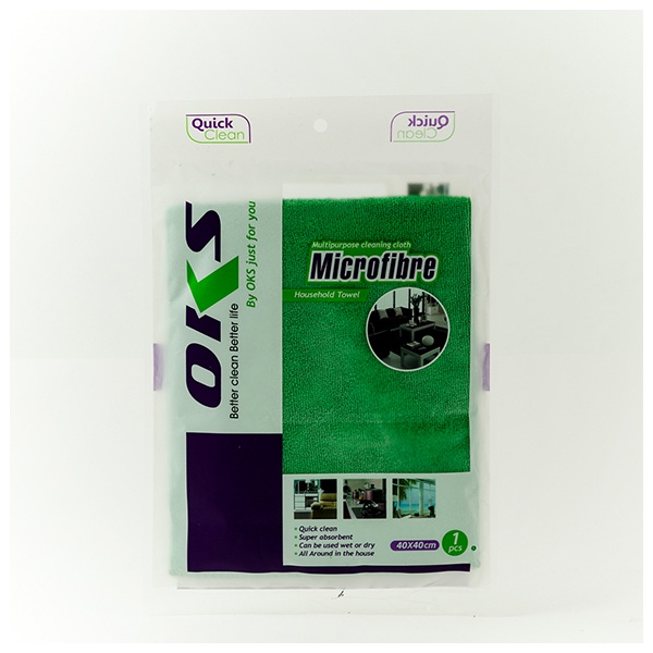 Oks Microfibre Cloth 4040 - in Sri Lanka