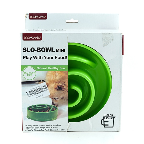 Leader Electronics Slow Bowl Pet Feeder - in Sri Lanka