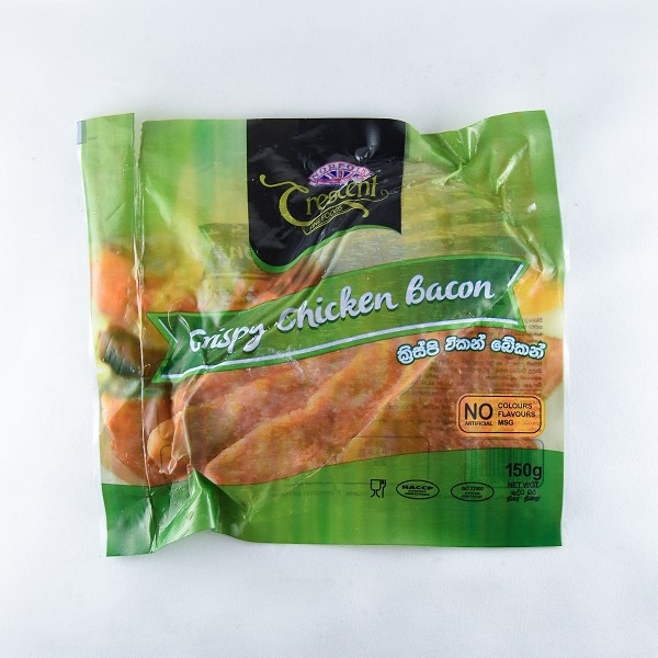 Crescent Sliced Chicken Bacon 150G - CRESCENT - Processed / Preserved Meat - in Sri Lanka