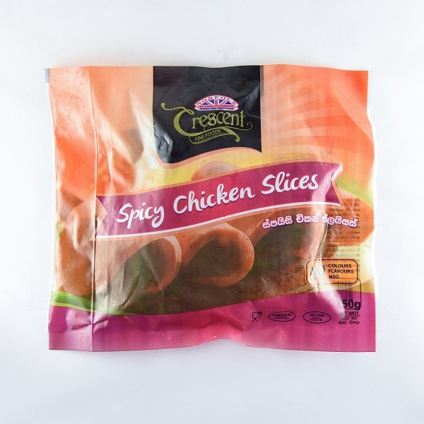 Crescent Sliced Spicy Chicken 150G - in Sri Lanka