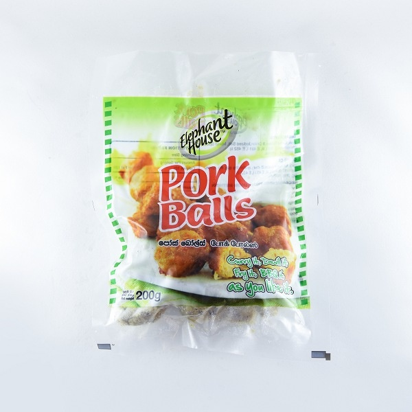 Eh Pork Ball 200G - in Sri Lanka