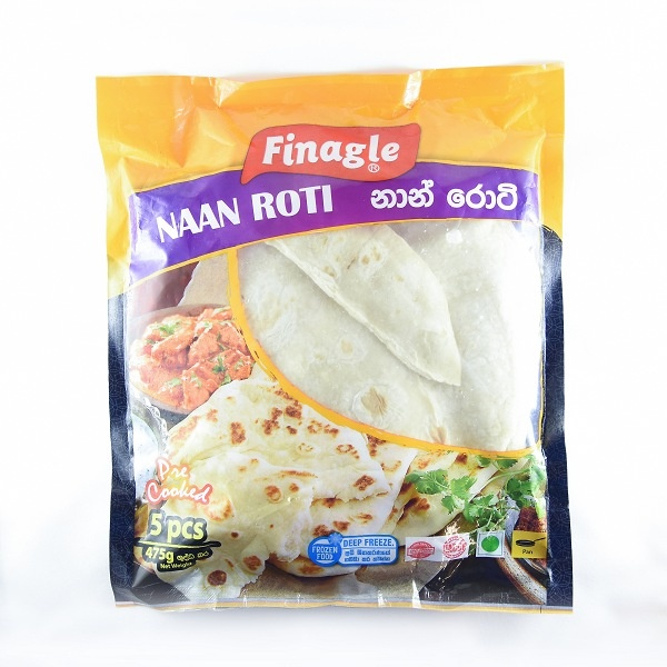 Finagle Naan Bread 350g - in Sri Lanka