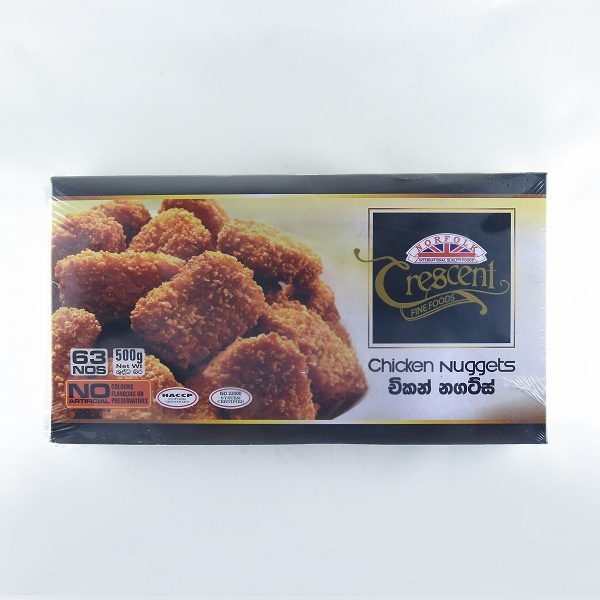Crescent Chicken Nuggets 500g - in Sri Lanka