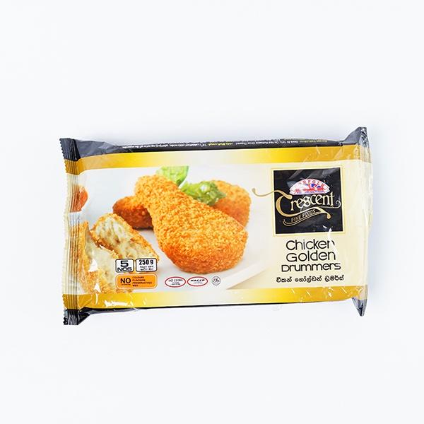 Crescent Golden Drummers 250g - CRESCENT - Frozen Ready To Cook Snacks - in Sri Lanka
