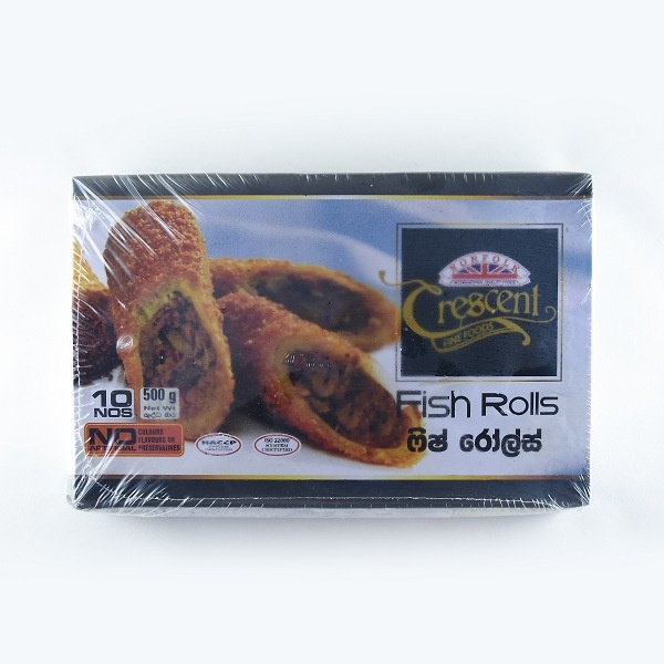 Crescent Fish Chinese Roll 500g - in Sri Lanka