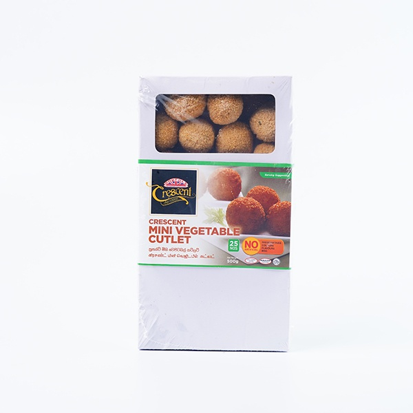 Crescent Cutlet Mini Vegetable 500G - in Sri Lanka