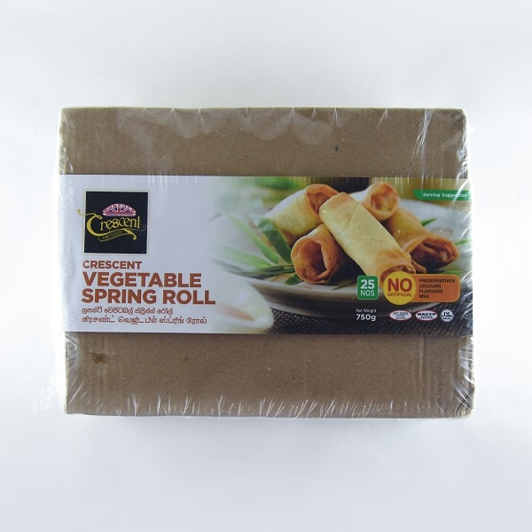 Crescent Spring Roll Vegetable 750g - in Sri Lanka