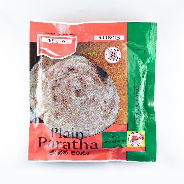 Premero Paratha Plain 360G - PREMERO - Frozen Ready To Cook Snacks - in Sri Lanka