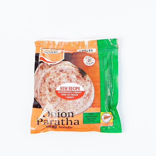 Premero Paratha Onion 360G - PREMERO - Frozen Ready To Cook Snacks - in Sri Lanka