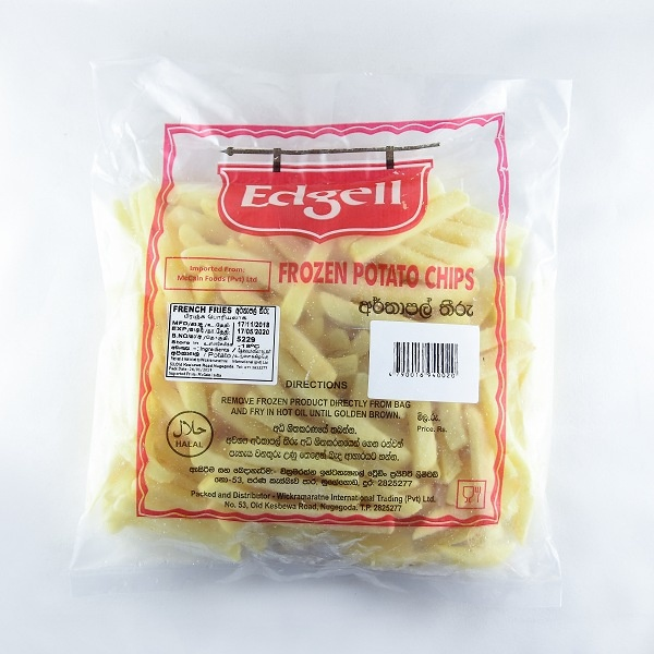 Edgell French Fries 500g - in Sri Lanka