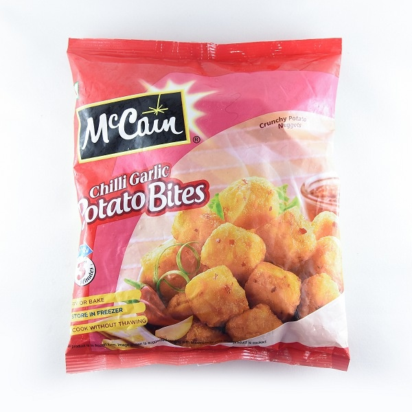 Mccain Potato Bites Chili Gar. 200G - in Sri Lanka