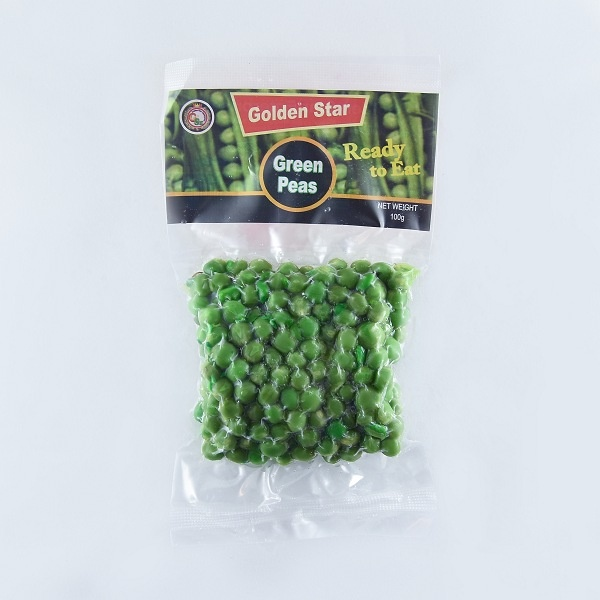 Golden Star Green Peas 100G - in Sri Lanka