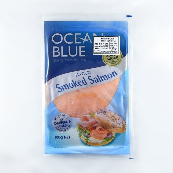 Ocean Blue Pink Salmon Fish 100g - in Sri Lanka