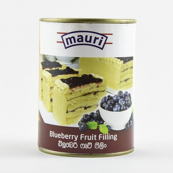 Mauri Blueberry Fruit Filling 595G - in Sri Lanka
