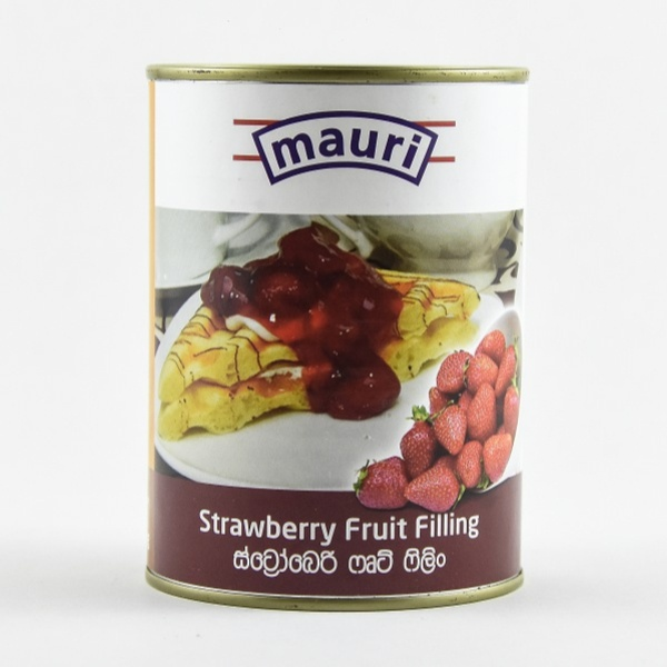 Mauri Strawberry Fruit Filling 595G - in Sri Lanka