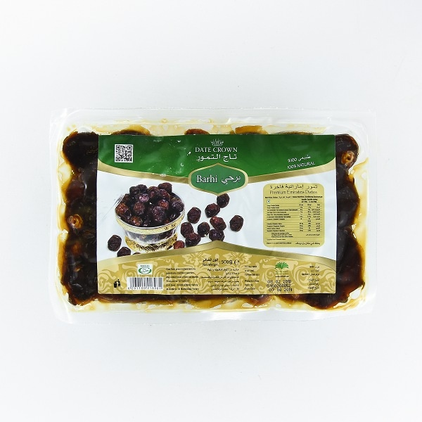 Date Crown Barhi Thermor 500G - DATE CROWN - Dessert & Baking - in Sri Lanka