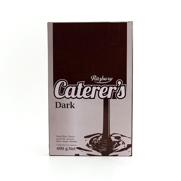 Ritzbury Super Fine Dark Cooking Chocolate 400g - in Sri Lanka