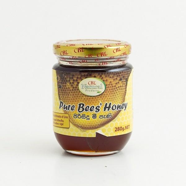 Cbl Natural Bees Honey 280g - in Sri Lanka