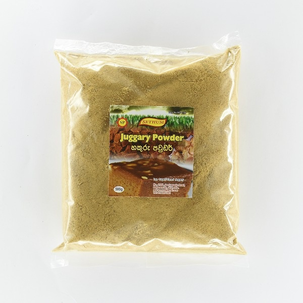 Sethum Jaggery Powder 500g - SETHUM - Dessert & Baking - in Sri Lanka
